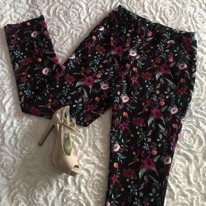 Cynthia Rowley Pants - Fantastic Floral Dress Pants
